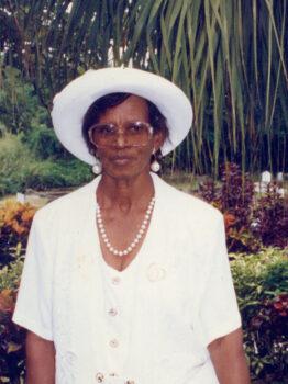 Eunice Applewhaite