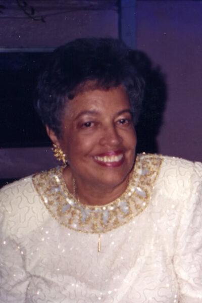 Muriel Walcott