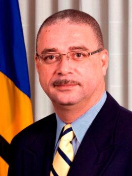 Prime Minister of Barbados David John Howard Thompson, Q.C.