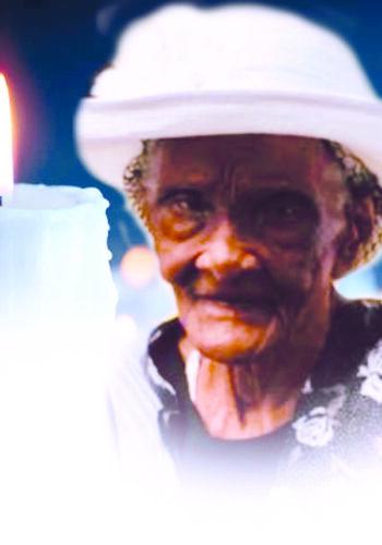 Centenarian Geraldine Ward